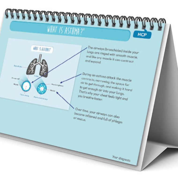 Asthma consultation guide