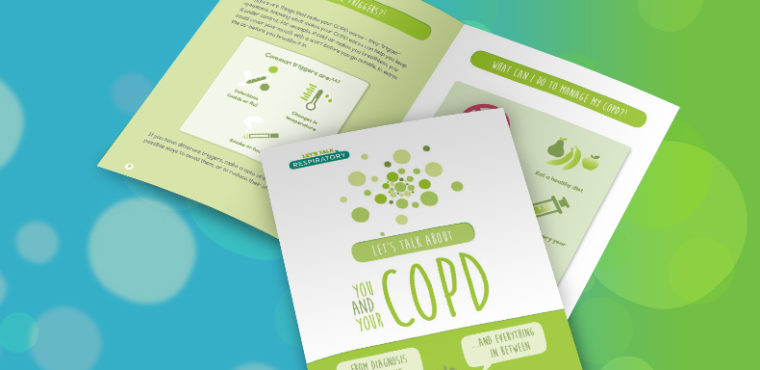 COPD patient booklet