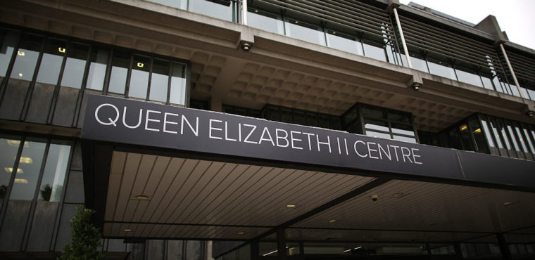 LONDON, ENGLAND - JULY 14:  The Independent Inquiry into Child Sexual Abuse will take evidence at The Queen Elizabeth II Conference Centre on July 14, 2015 in London, England.  The inquiry will 'investigate whether public bodies and other non-state institutions have taken seriously their duty of care to protect children from sexual abuse in England and Wales'.  (Photo by Peter Macdiarmid/Getty Images)