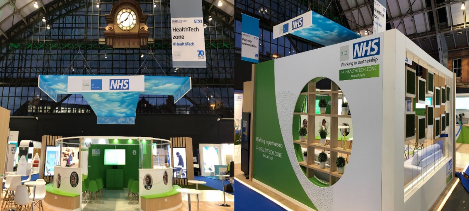 NHS England Health and Care Innovation Expo 2019