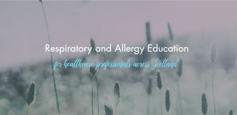 Teva sponsor the Scottish Allergy and Respiratory Academy (SARA)