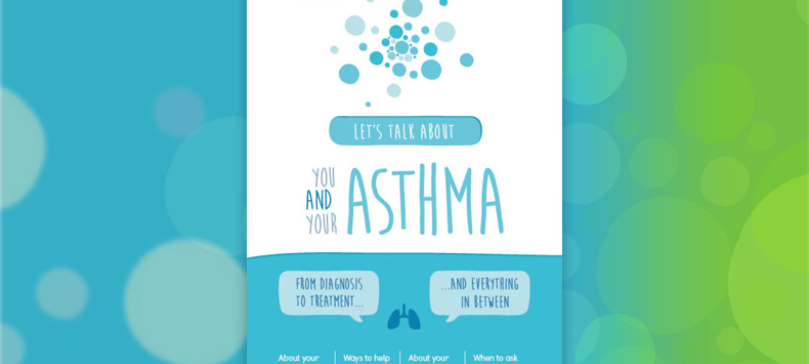 Asthma patient booklet