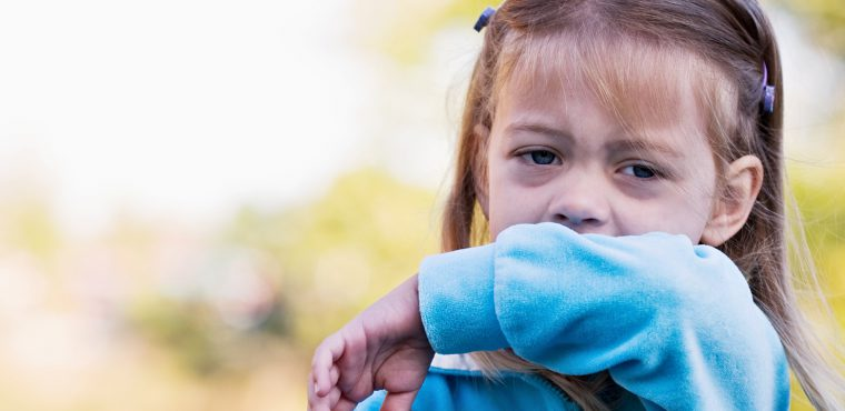 The pre-school child with chronic cough