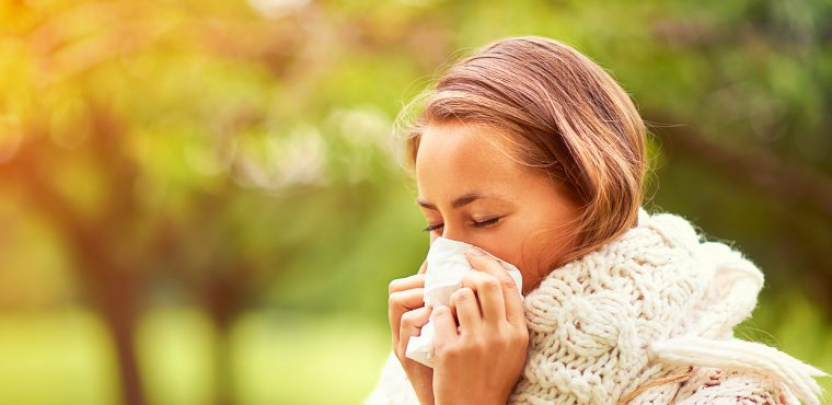 Seasonal allergic rhinitis: a case history