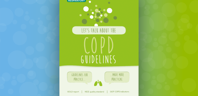 Quick reference COPD guidelines