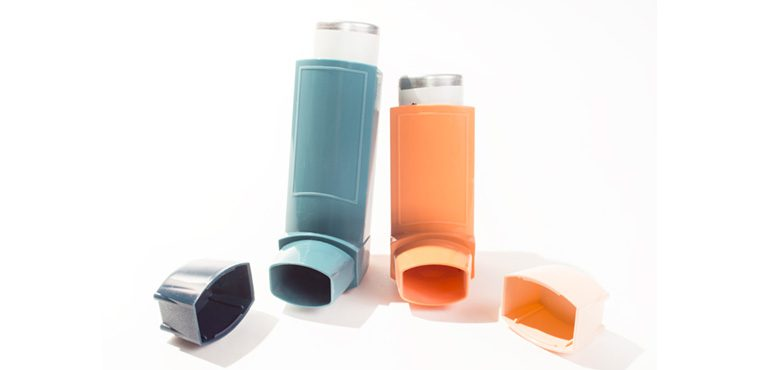 Using newer inhaler devices