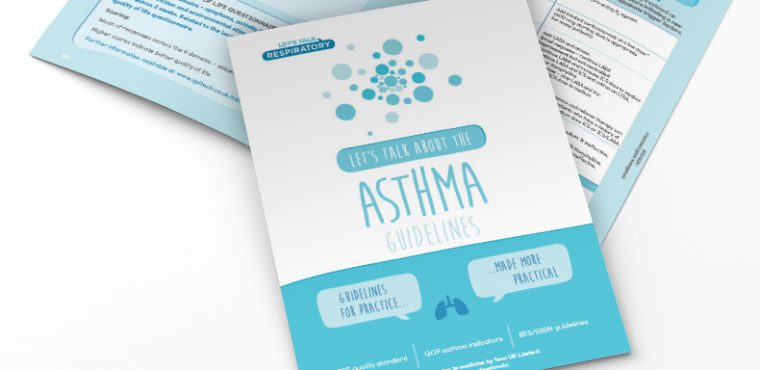 Quick reference asthma guidelines