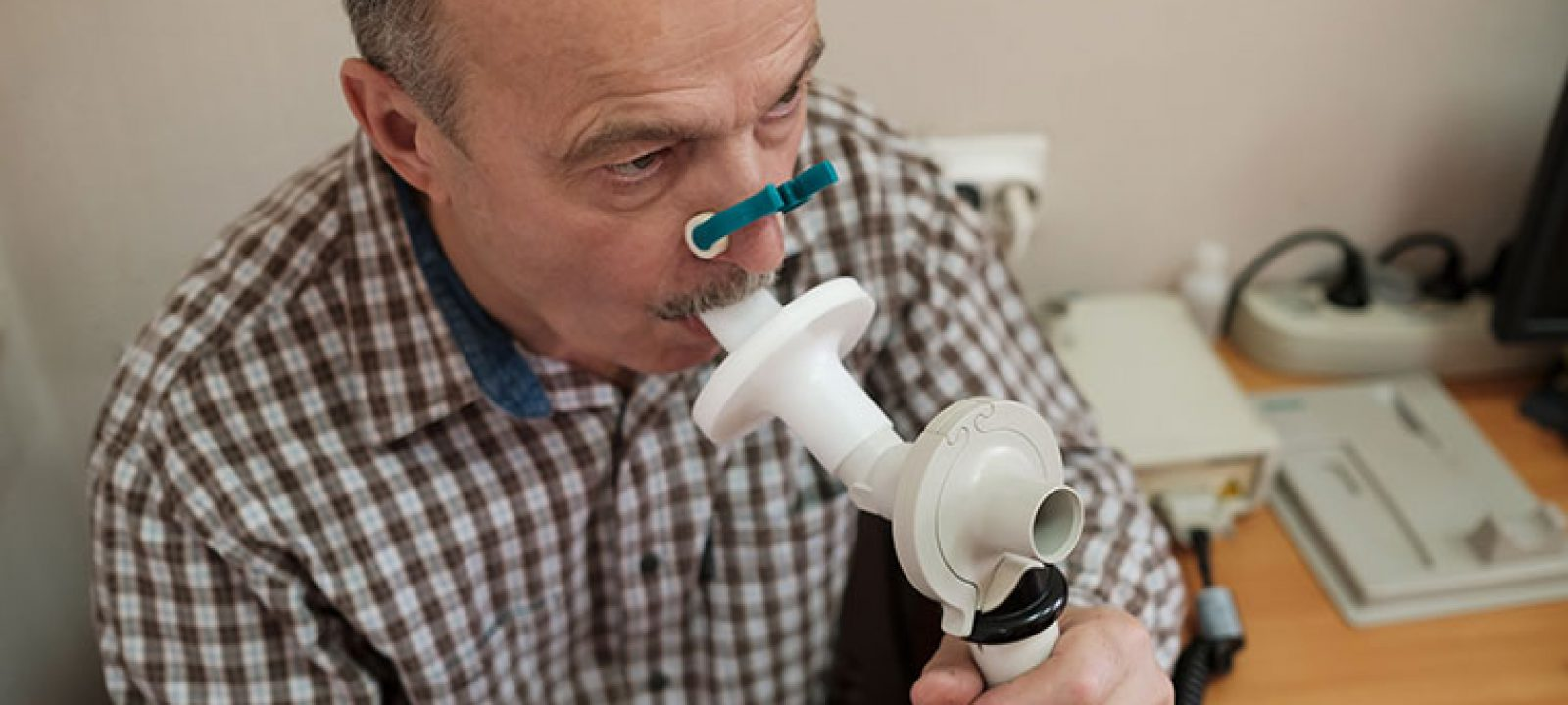 Performing respiratory assessments in primary care