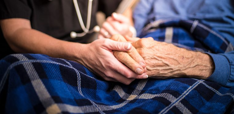 COPD palliative care: supporting healthcare professionals to support patients